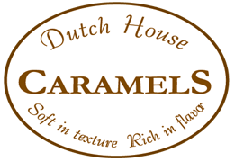 dutch house caramels logo